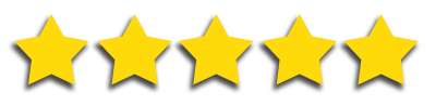 5 star rating yellow